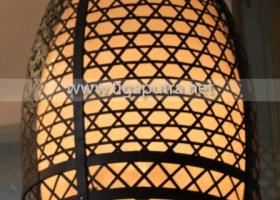 produk-tembaga-lampu-gantung-jaring