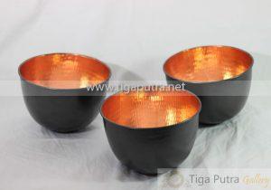 kerajinan tembaga bowl