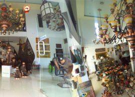 Gallery Kerajinan Kuningan dan Kerajinan Tembaga