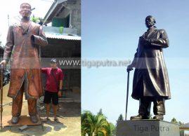 Patung Jenderal Sudirman Tembaga