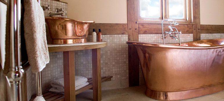 Kerajinan Tembaga – Bathtub Tembaga
